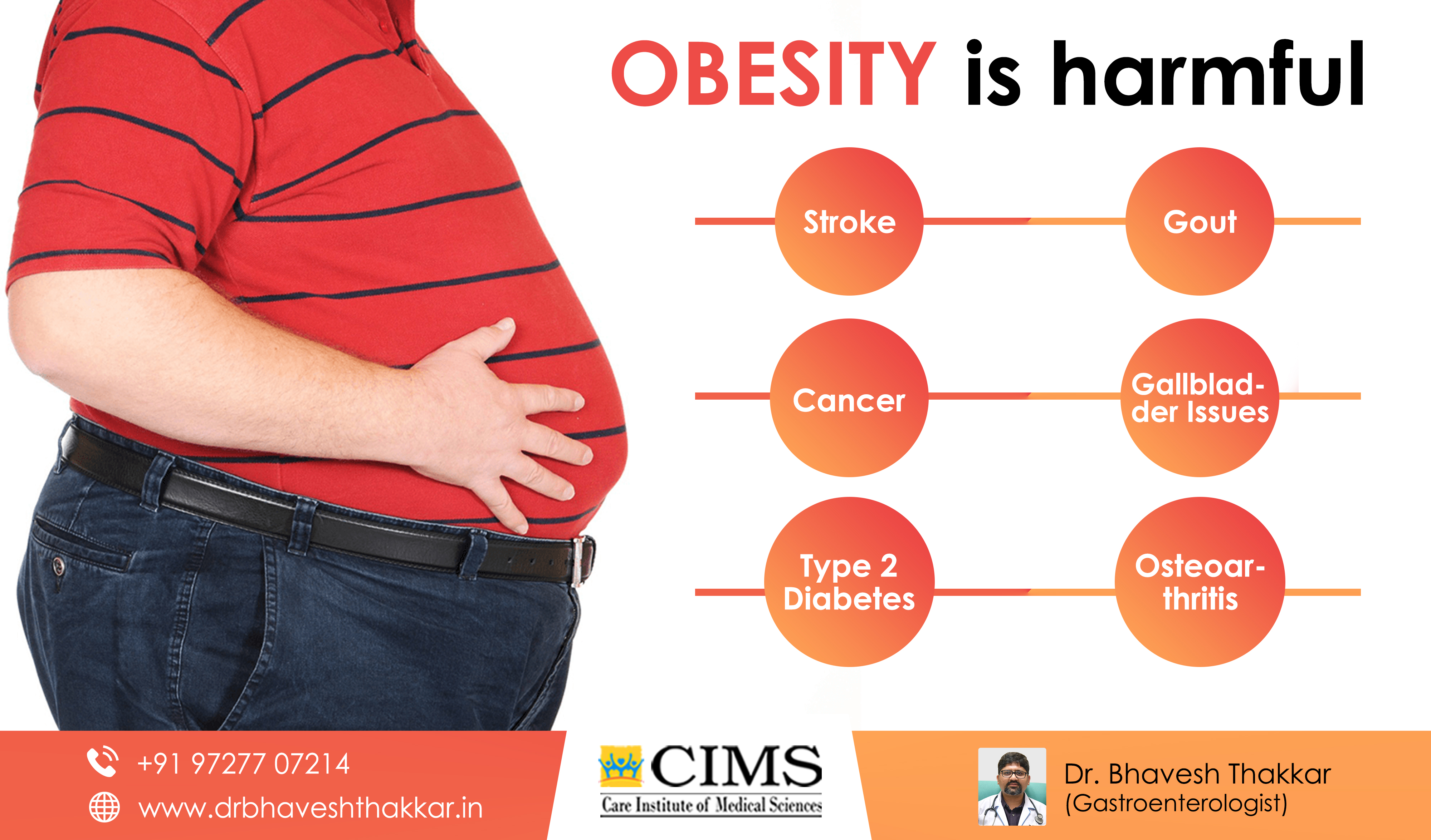 Other Diseases Caused By Obesity